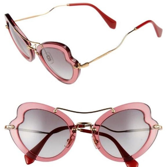 2ce22892b55 MIU MIU Butterfly Scenique Collection Sunglasses